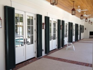 Colonial or Bahama a Comparison of Storm Shutters