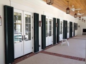 How To Maintain Your Colonial Hurricane Shutters