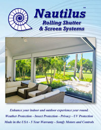 Rolling Shutter and Screen Systems Brochure